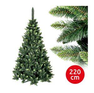 ANMA Vánoční stromek SEL 220 cm borovice