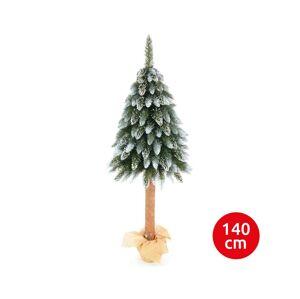 Erbis Vánoční stromek WOOD TRUNK 140 cm jedle
