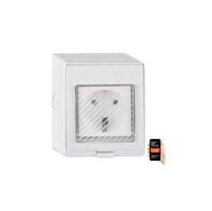 Polux Venkovní chytrá zásuvka SMART 3680W/230V Wi