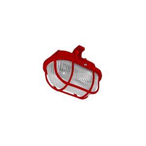Panlux Venkovní stropní svítidlo OVAL 1xE27/60W/230V IP44